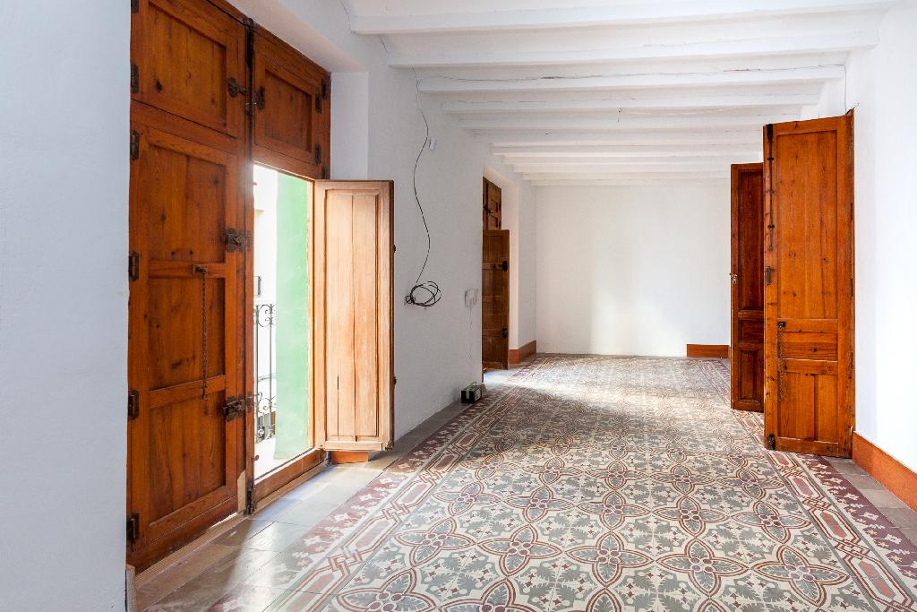Casa en venta en Castalla, Alicante, Calle Mig, 57.000 €, 5 habitaciones, 2 baños, 318 m2