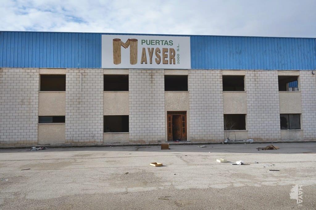 Industrial en venta en La Villa de Don Fadrique, Toledo, Carretera Navahermos-quintanar, 1.364.600 €, 5048 m2