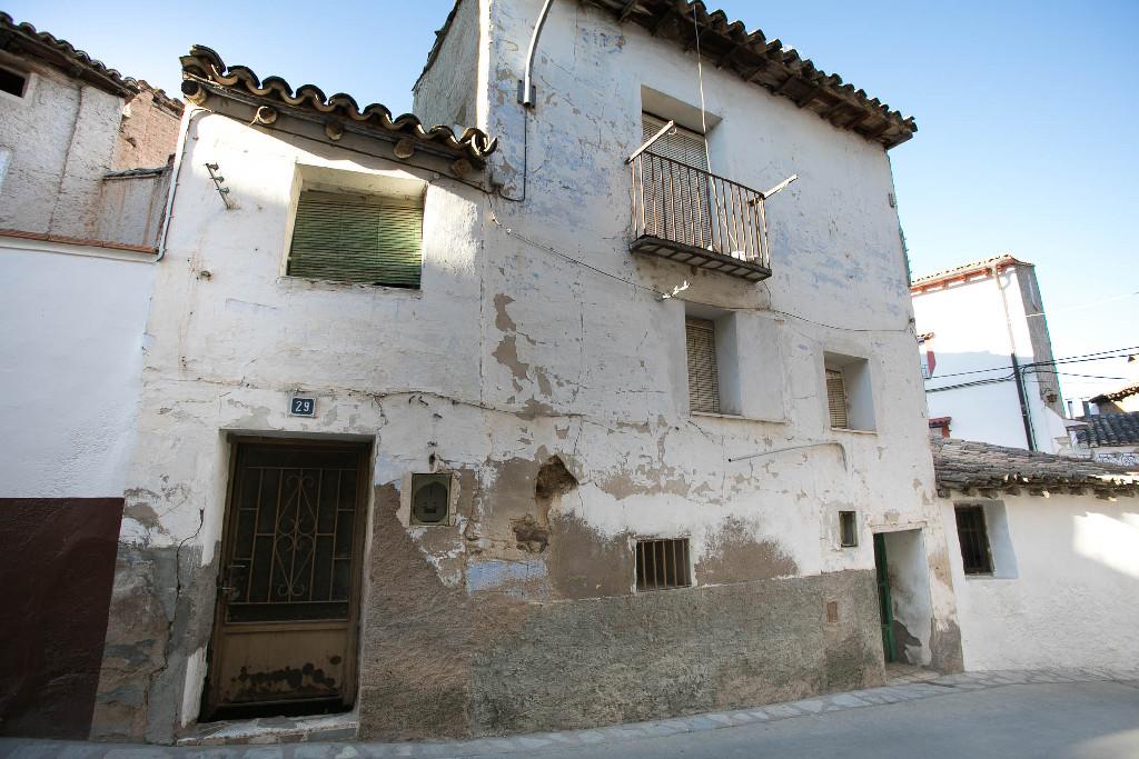 Casa en venta en Ateca, Zaragoza, Calle San Miguel, 18.000 €, 1 habitación, 1 baño, 117 m2