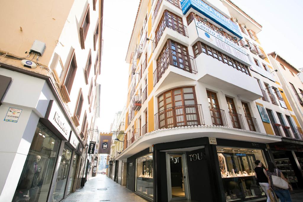 Oficina en venta en Gandia, Valencia, Calle Salelles, 55.000 €, 111 m2