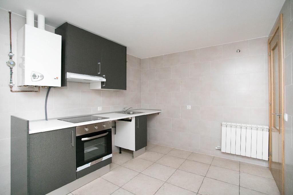 Piso en venta en Nájera, La Rioja, Calle San Marcial, 61.000 €, 2 habitaciones, 1 baño, 84 m2