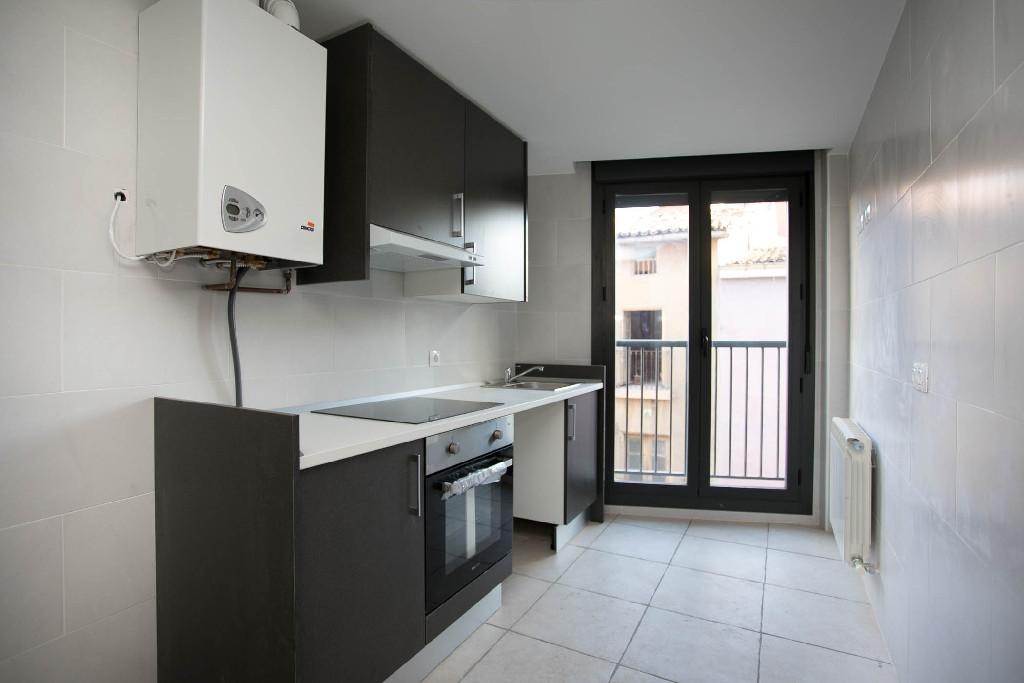 Piso en venta en Nájera, La Rioja, Calle San Marcial, 70.500 €, 2 habitaciones, 1 baño, 89 m2