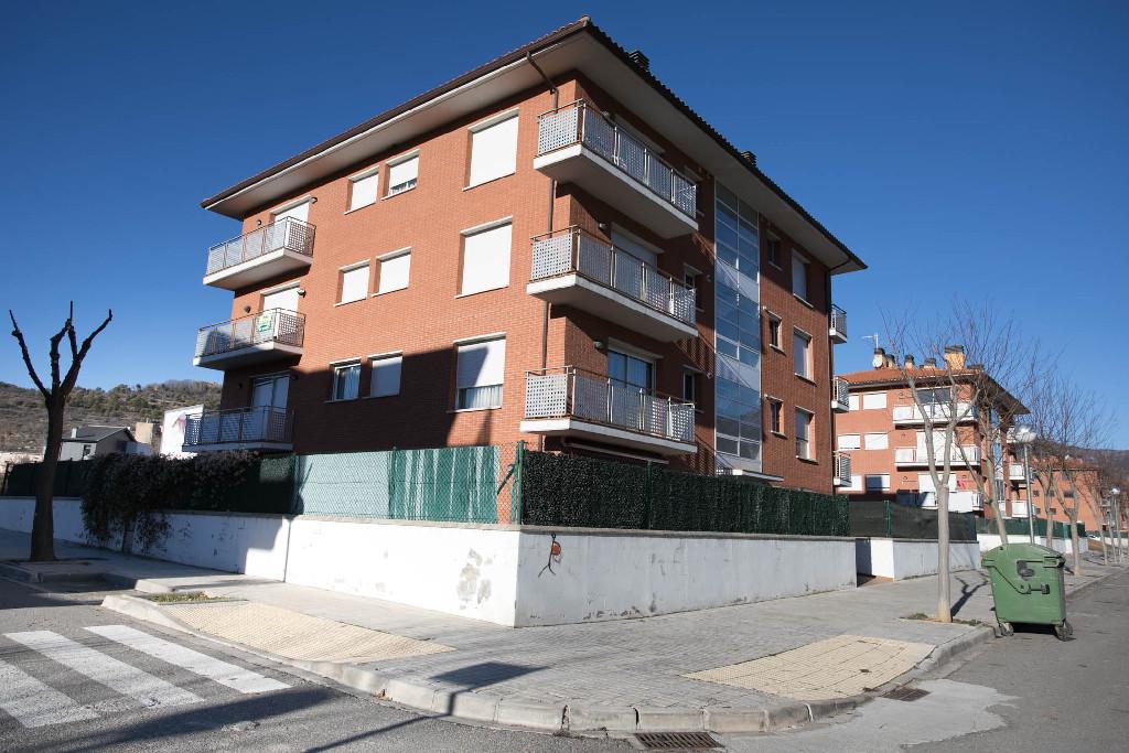 Piso en venta en La Pobla de Segur, Lleida, Calle Josep Borrell Fontelles, 87.500 €, 3 habitaciones, 1 baño, 104 m2