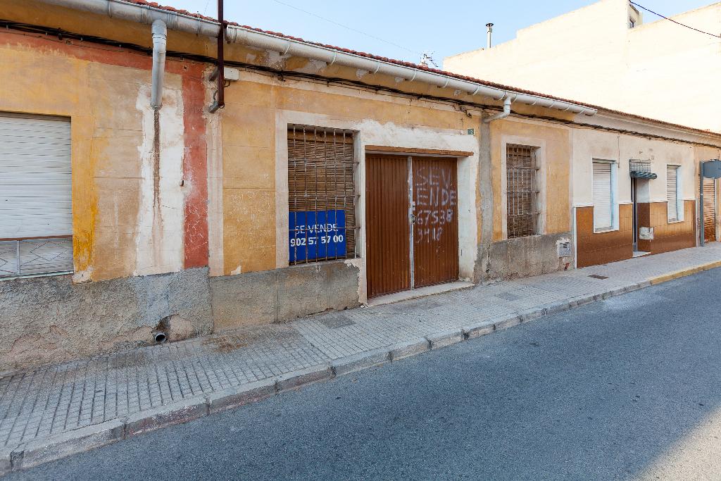 Piso en venta en Aspe, Alicante, Calle Virgen de Fatima, 30.000 €, 1 habitación, 1 baño, 79 m2