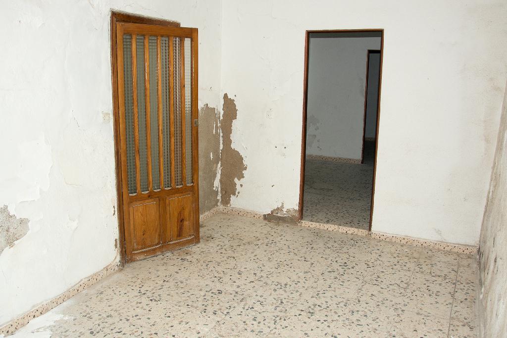 Piso en venta en Jerez de los Caballeros, Badajoz, Calle Detrás de los Corrales, 32.000 €, 7 habitaciones, 1 baño, 60 m2