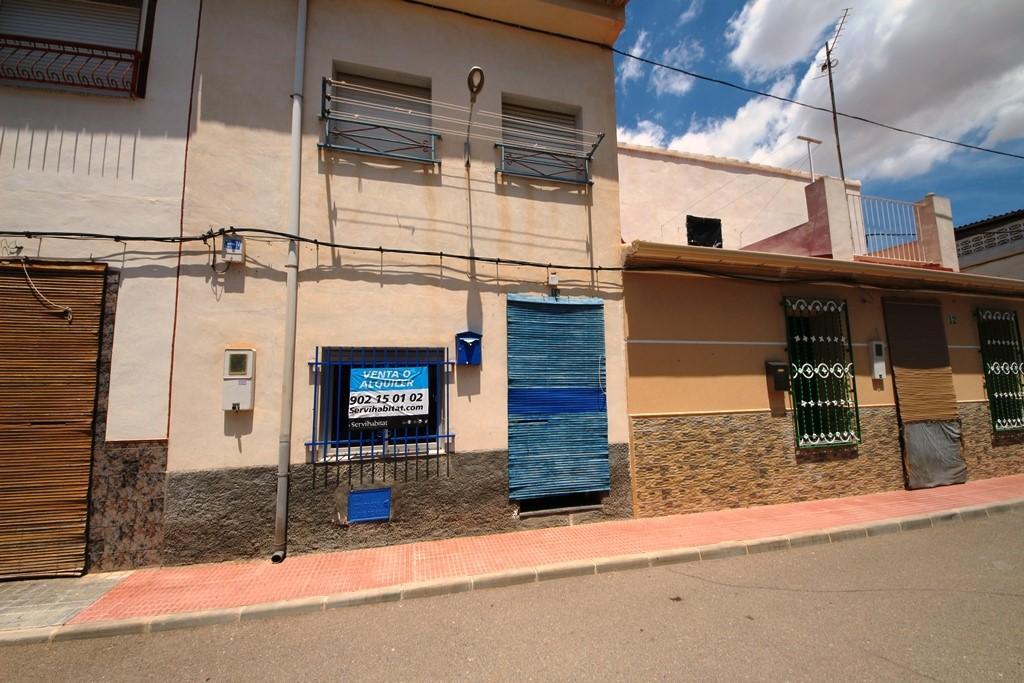 Casa en venta en Barinas, Murcia, Murcia, Calle Santa Lucia, 41.500 €, 4 habitaciones, 1 baño, 108 m2