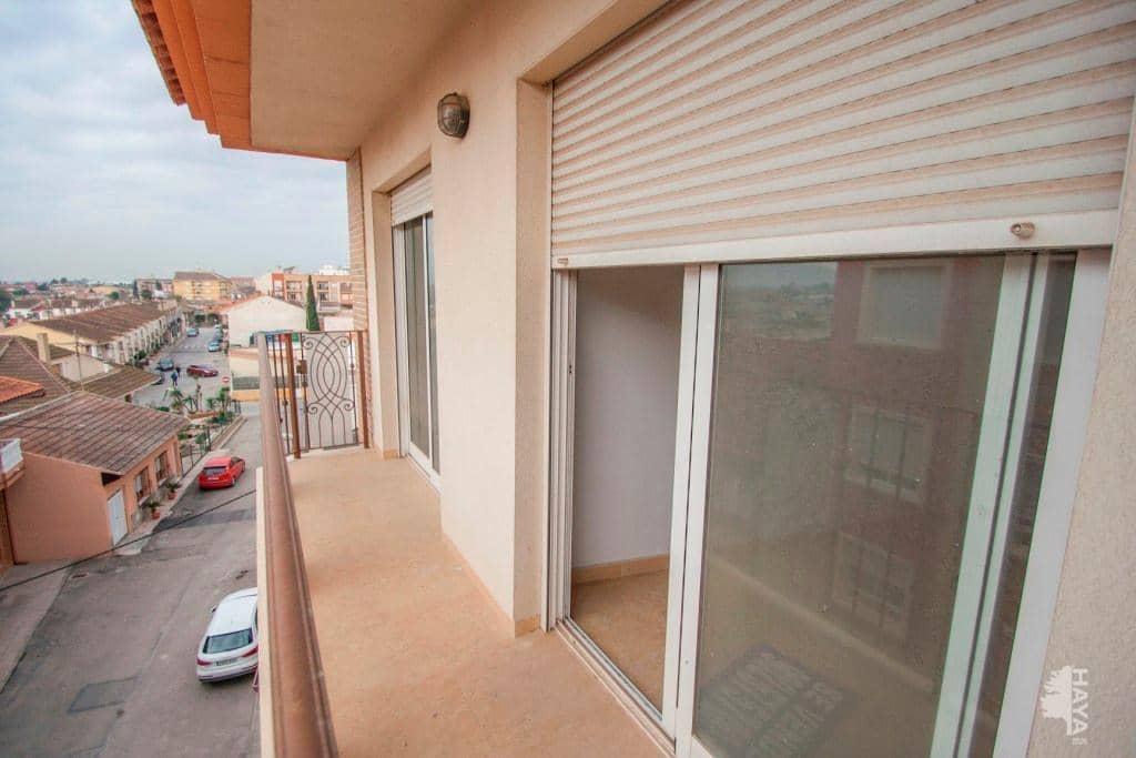 Piso en venta en Murcia, Murcia, Calle Pipos, 58.800 €, 2 habitaciones, 1 baño, 76 m2