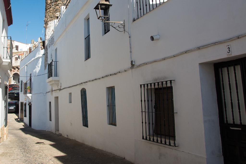 Piso en venta en Jerez de los Caballeros, Badajoz, Calle Detrás de los Corrales, 44.000 €, 2 habitaciones, 1 baño, 60 m2