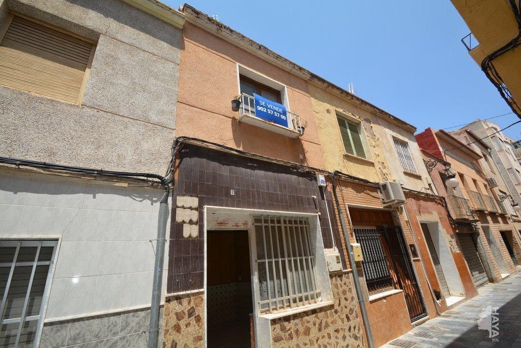 Casa en venta en Orihuela, Alicante, Calle Bado, 57.900 €, 3 habitaciones, 1 baño, 98 m2
