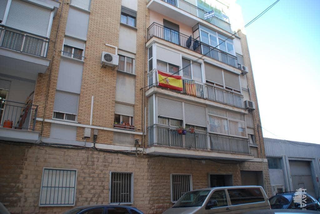 Piso en venta en Monte Vedat, Torrent, Valencia, Calle Lope de Vega, 54.230 €, 2 habitaciones, 1 baño, 94 m2