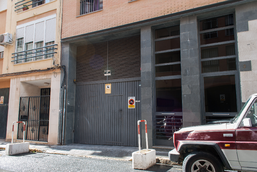 Parking en venta en Huelva, Huelva, Calle Monsalvez, 17.000 €, 24 m2