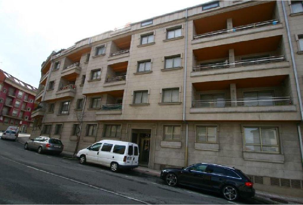 Piso en venta en Boiro, A Coruña, Avenida Compostela, 74.000 €, 2 habitaciones, 1 baño, 72 m2