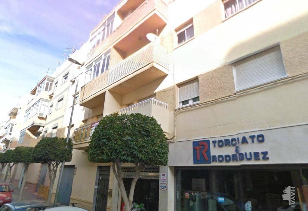 Piso en venta en Pampanico, El Ejido, Almería, Avenida Luz (la), 72.100 €, 3 habitaciones, 1 baño, 87 m2