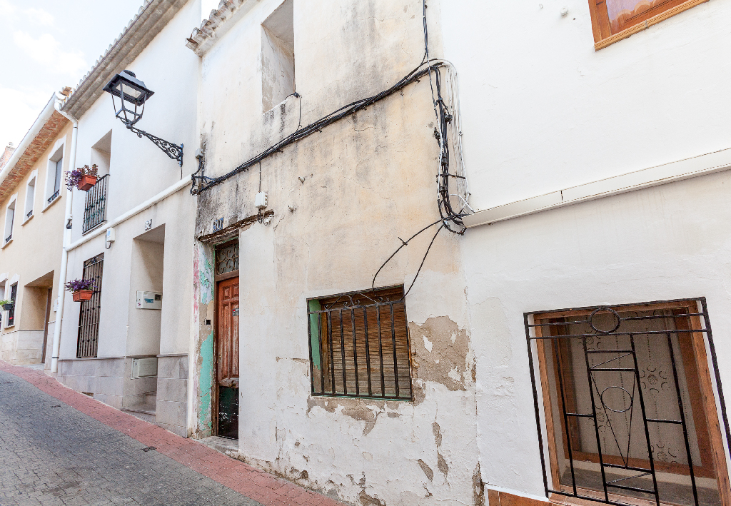 Casa en venta en Ondara, Alicante, Calle San Cristofol, 41.500 €, 2 habitaciones, 1 baño, 50 m2