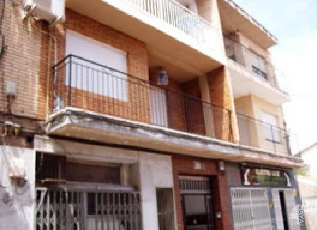 Piso en venta en Las Arboledas, Archena, Murcia, Calle Jose Lopez Guardiola, 34.900 €, 3 habitaciones, 1 baño, 104 m2