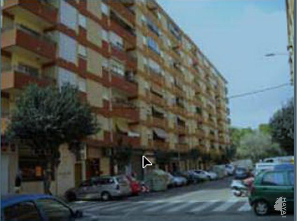 Piso en venta en Extramurs, Gandia, Valencia, Calle Pintor Joan de Joanes, 52.500 €, 3 habitaciones, 1 baño, 121 m2
