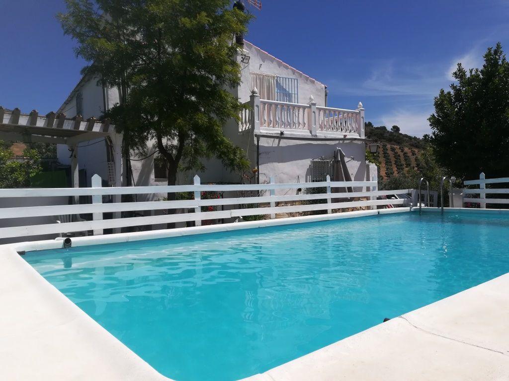 Casa en venta en Martovce, Alcaudete, Jaén, Cortijo Alcaudete, 280.000 €, 5 habitaciones, 3 baños, 20600 m2