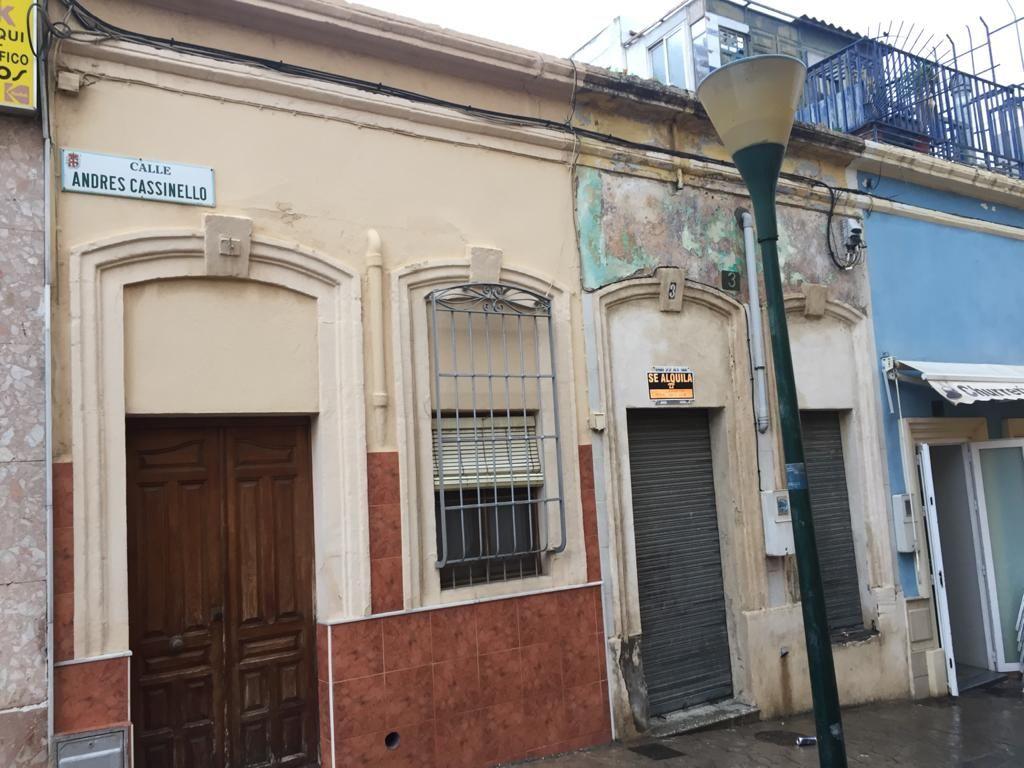 Casa en venta en 40008, Almería, Almería, Calle Andres Casinello, 44.000 €, 66 m2