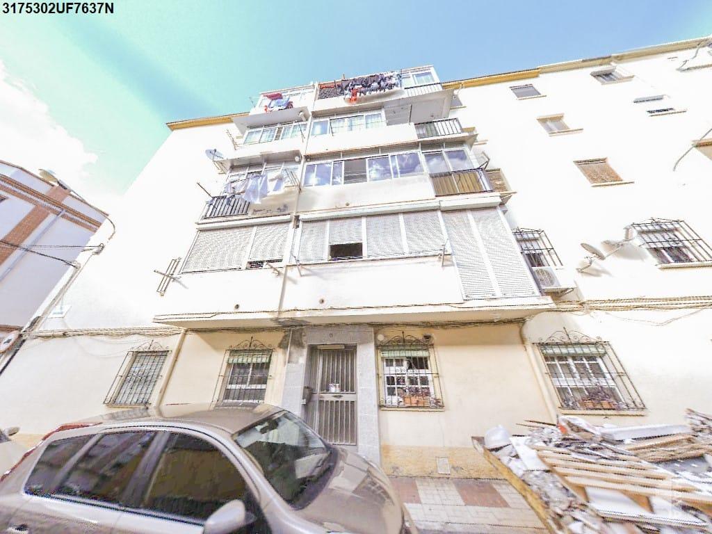 Piso en venta en Málaga, Málaga, Calle Tomas Fernandez, 88.484 €, 2 habitaciones, 1 baño, 68 m2
