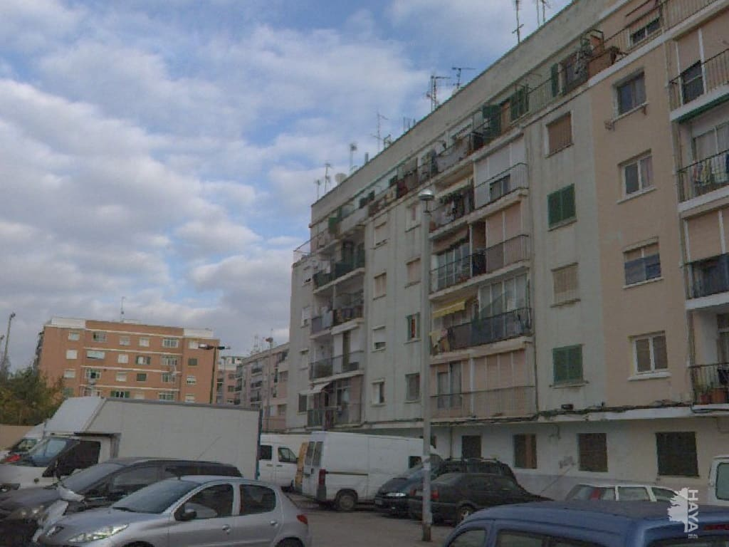 Piso en venta en Palma de Mallorca, Baleares, Paraje Picos de Europa, 38.726 €, 3 habitaciones, 1 baño, 89 m2