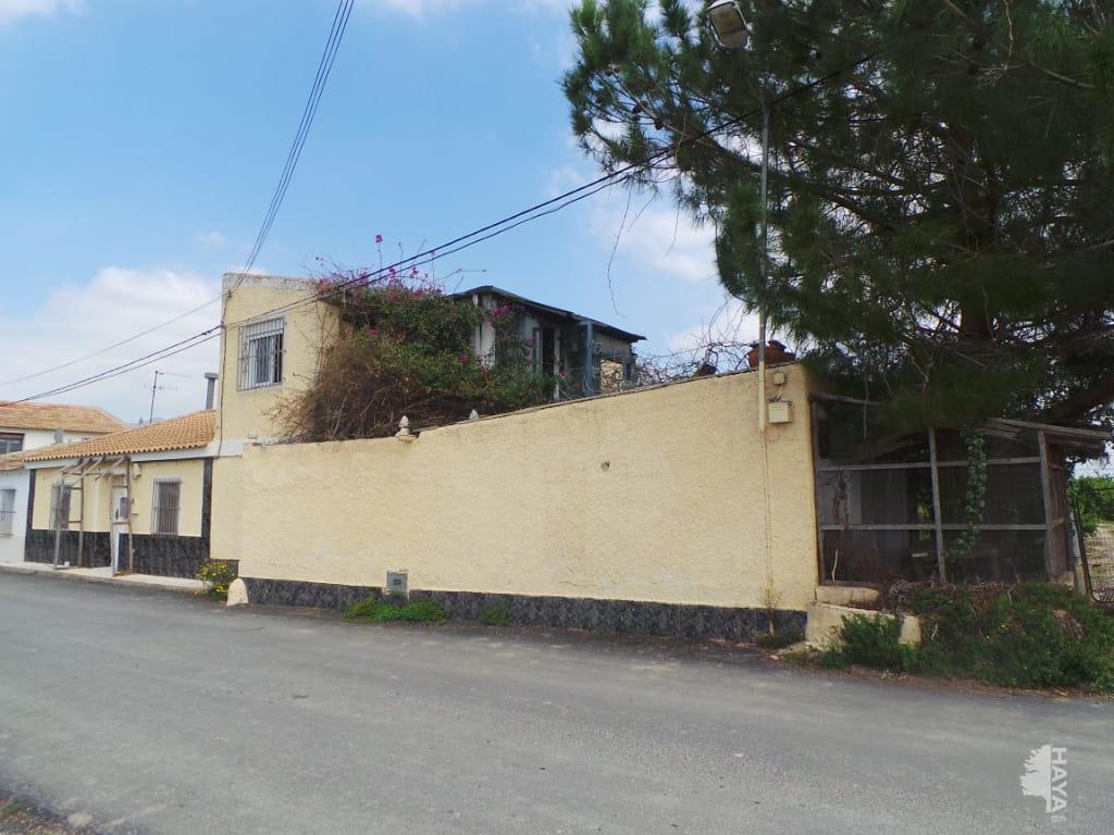 Casa en venta en Orihuela, Alicante, Calle Carretera la Vreda Lior, 47.100 €, 3 habitaciones, 2 baños, 123 m2