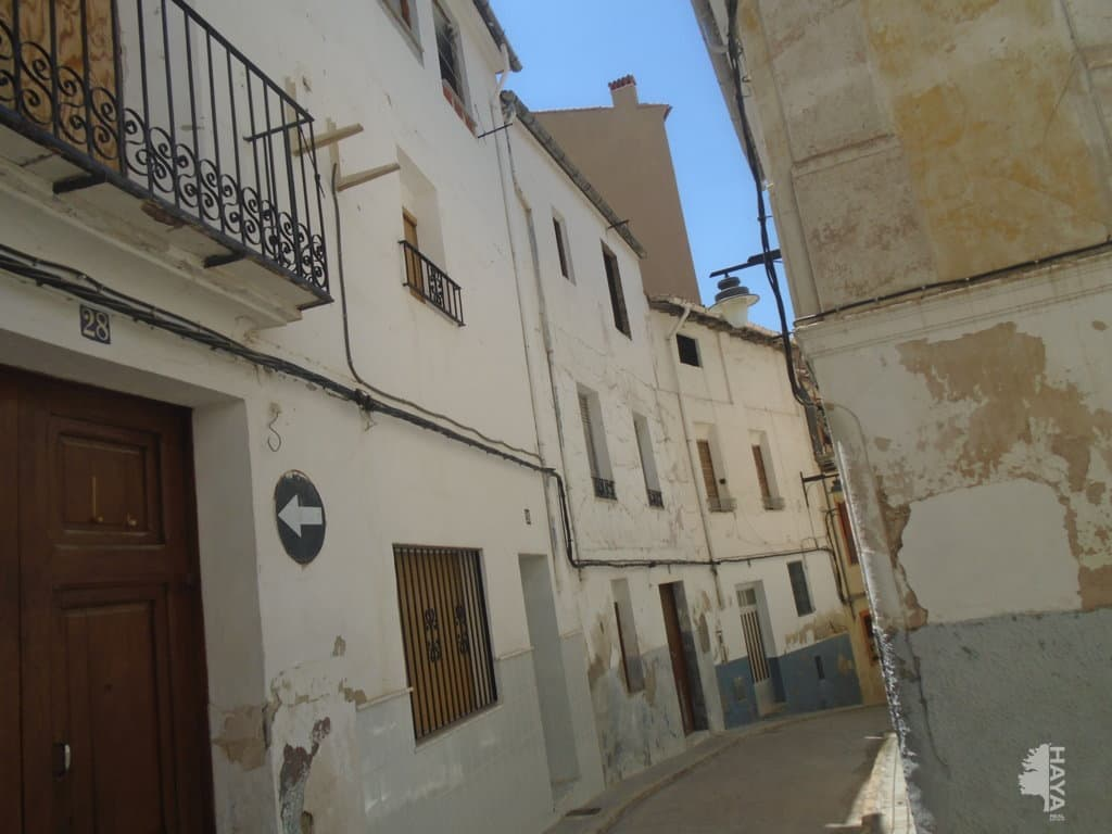 Casa en venta en Ontinyent, españa, Calle de la Loza, 9.400 €, 5 habitaciones, 2 baños, 192 m2