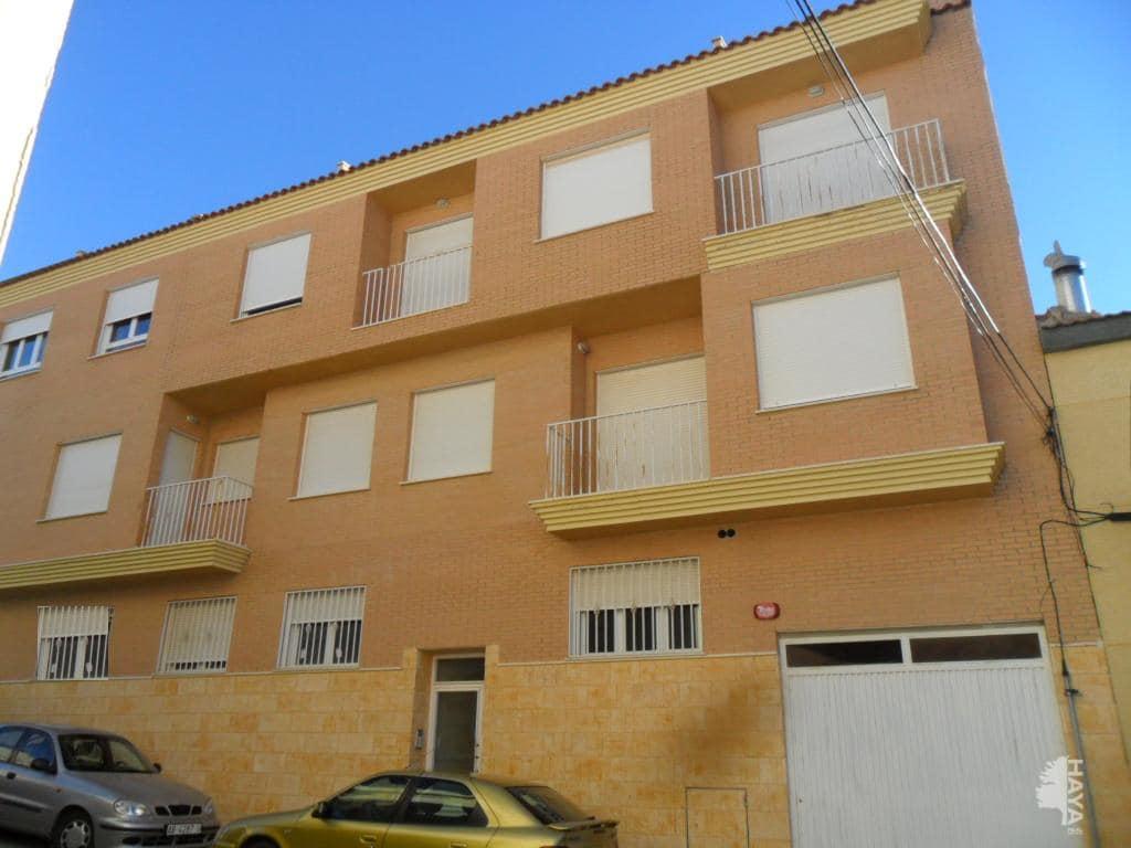 Piso en venta en Balazote, Albacete, Plaza San Agustin, 43.700 €, 2 habitaciones, 1 baño, 77 m2