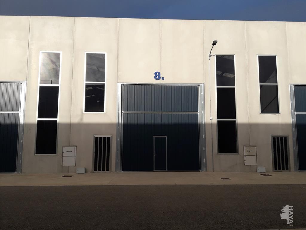 Industrial en venta en Albacete, Albacete, Calle Pg. Ind. Romica, 52.242 €, 253 m2