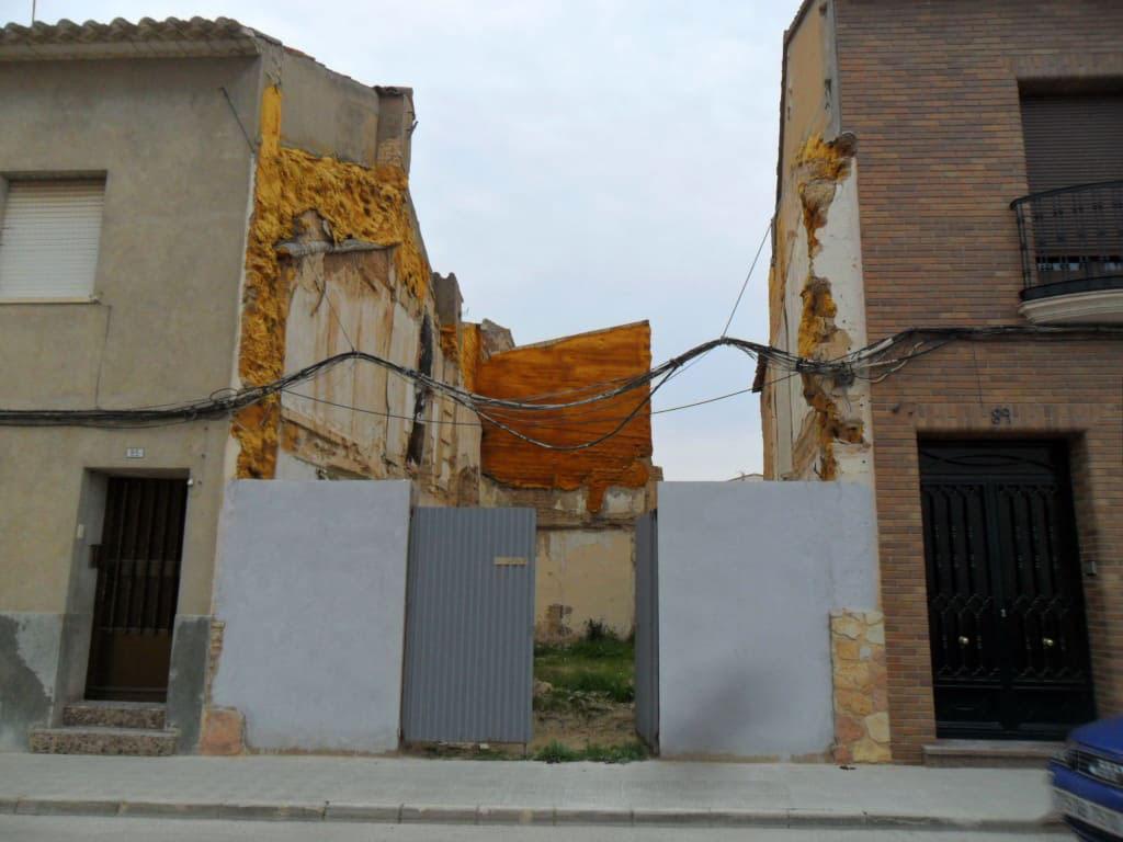 Suelo en venta en La Roda, Albacete, Calle Peñicas, 161.600 €, 2588 m2