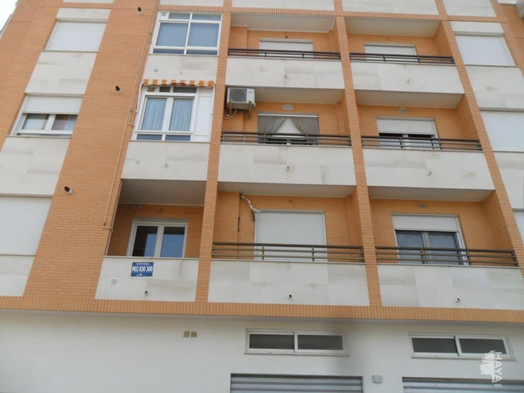 Piso en venta en Caudete, Albacete, Avenida Juan Carlos I, 91.594 €, 3 habitaciones, 2 baños, 118 m2