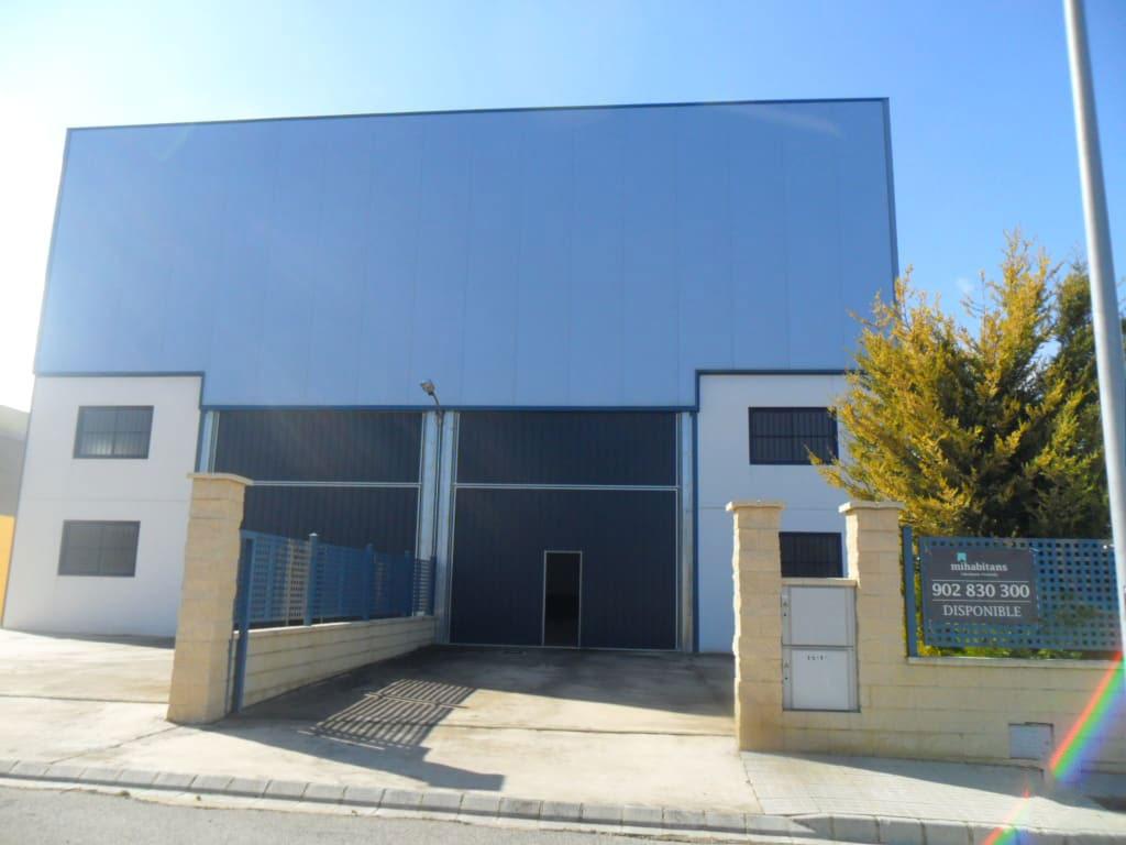 Industrial en venta en Chinchilla de Monte-aragón, Albacete, Calle Caracas, 103.100 €, 402 m2