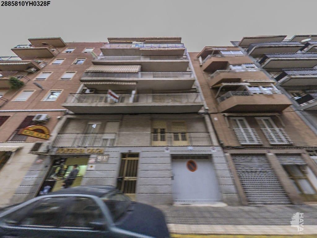 Piso en venta en Elche/elx, Alicante, Calle Fra Pere Balaguer, 61.100 €, 2 habitaciones, 1 baño, 95 m2