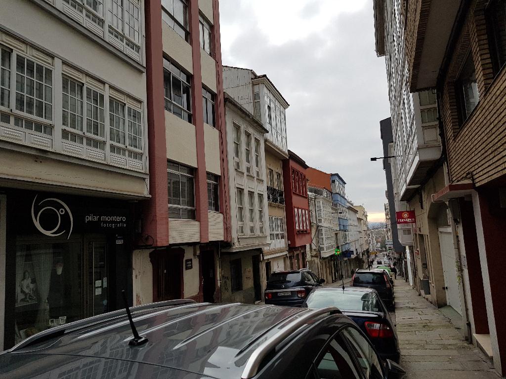 Piso en venta en Ferrol, A Coruña, Calle Tierra, 68.500 €, 4 habitaciones, 1 baño, 101 m2