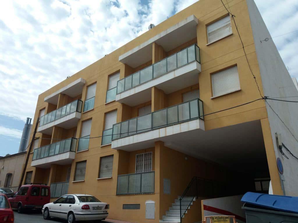 Piso en venta en Alhama de Almería, Almería, Calle Alfarerias, 108.000 €, 3 habitaciones, 1 baño, 124 m2