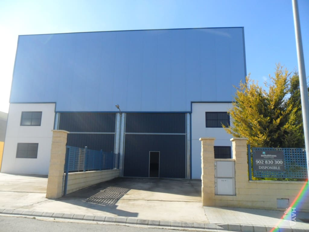 Industrial en venta en Chinchilla de Monte-aragón, Albacete, Calle Caracas, 91.000 €, 225 m2