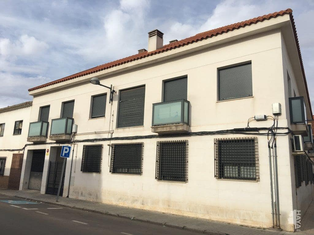 Piso en venta en Alcázar de San Juan, Ciudad Real, Calle Santiago Ortiz, 74.200 €, 2 habitaciones, 2 baños, 61 m2