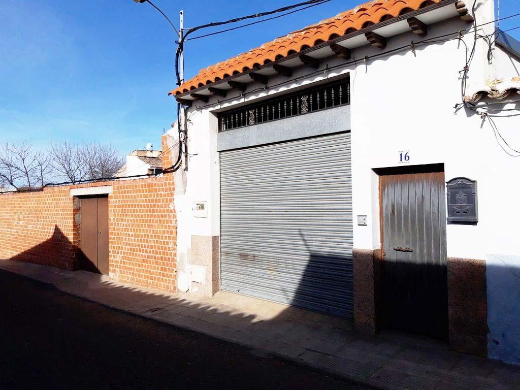 Casa en venta en La Puebla de Montalbán, españa, Calle Panadera, 27.700 €, 2 habitaciones, 1 baño, 131 m2