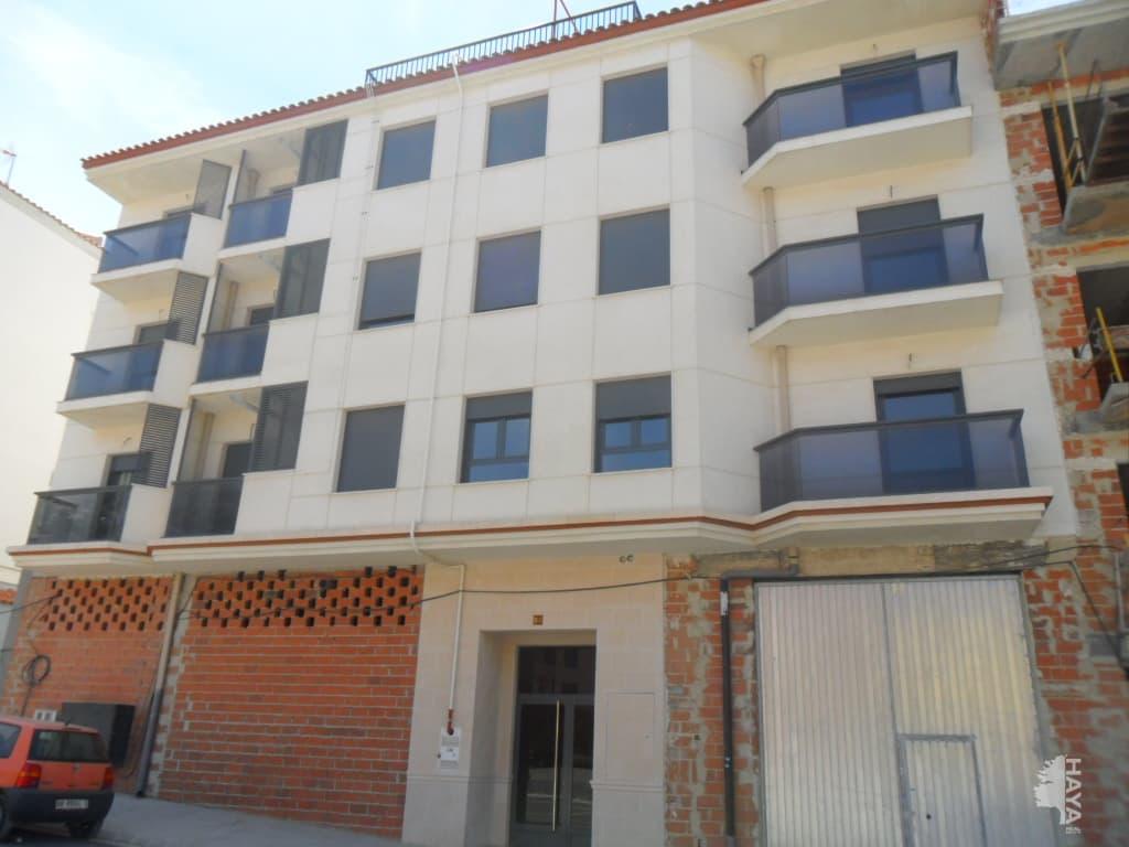Piso en venta en Piso en Chinchilla de Monte-aragón, Albacete, 28.900 €, 2 habitaciones, 1 baño, 83 m2