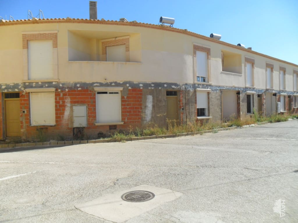 Casa en venta en Barrax, Albacete, Plaza Castilla la Mancha, 65.800 €, 1 habitación, 1 baño, 124 m2