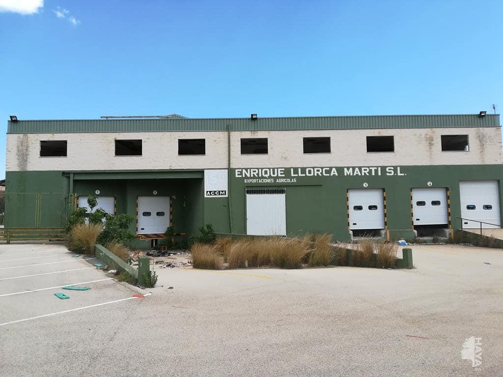 Industrial en venta en Pego, Alicante, Calle Polígono Rombins, 525.287 €, 3248 m2