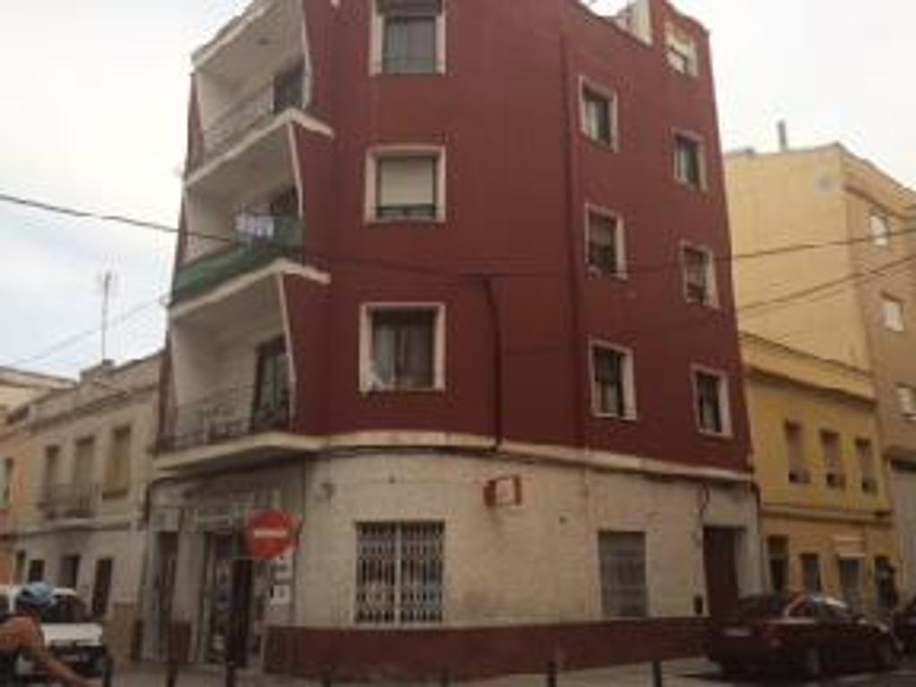 Piso en venta en Gandia, Valencia, Calle Reyes Catolicos, 35.000 €, 3 habitaciones, 1 baño, 99 m2