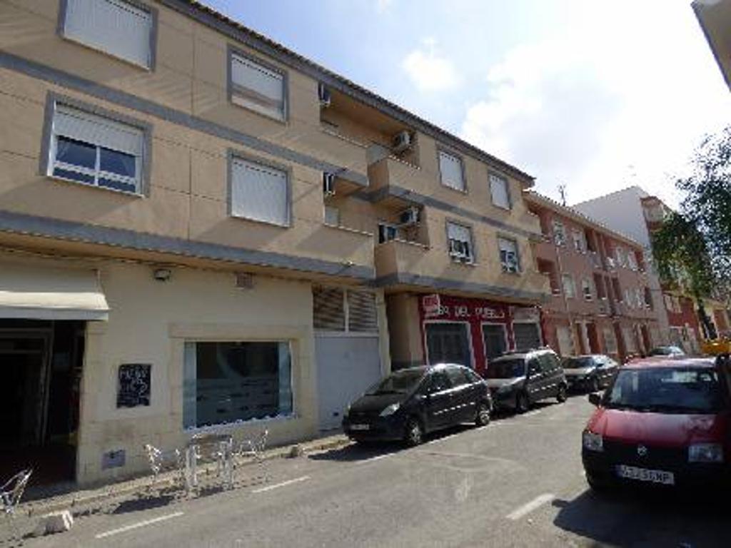 Piso en venta en Benijófar, Alicante, Calle Antonio Orts, 51.000 €, 3 habitaciones, 2 baños, 103 m2