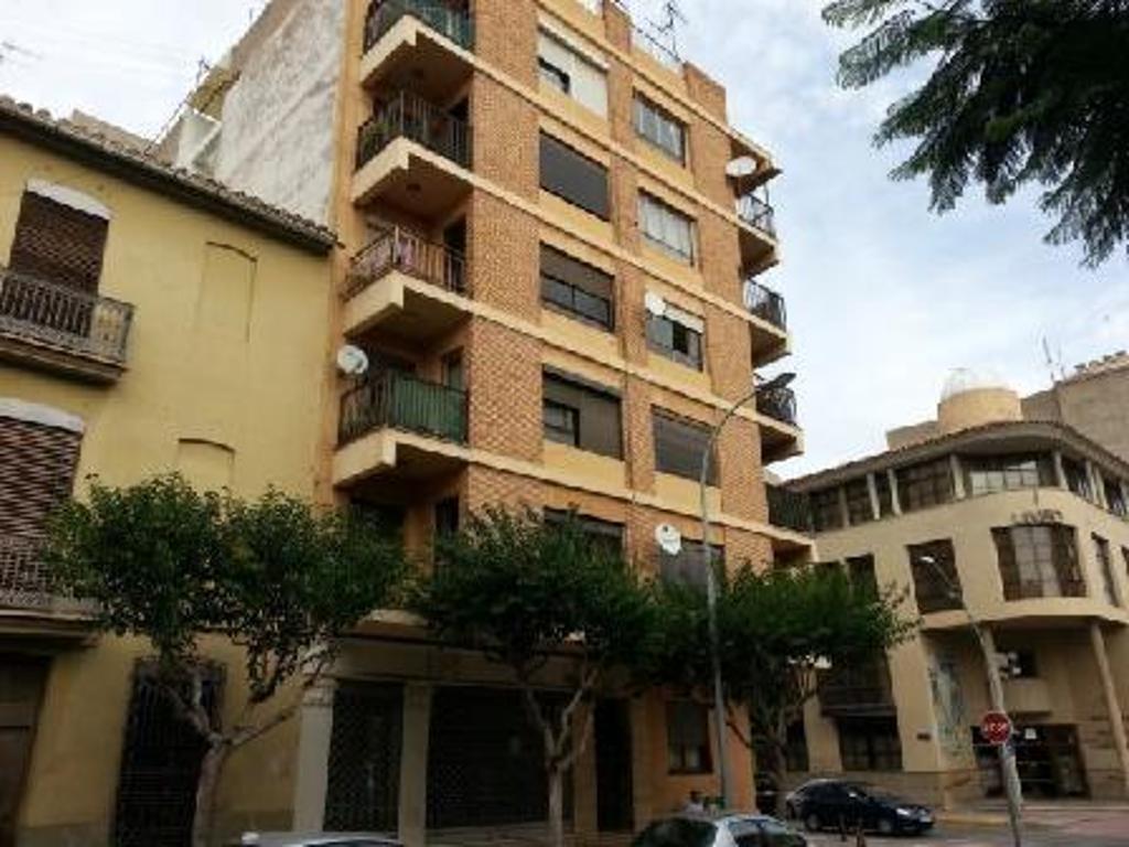 Piso en venta en Vila-real, Castellón, Calle Hospital, 19.500 €, 4 habitaciones, 1 baño, 99 m2