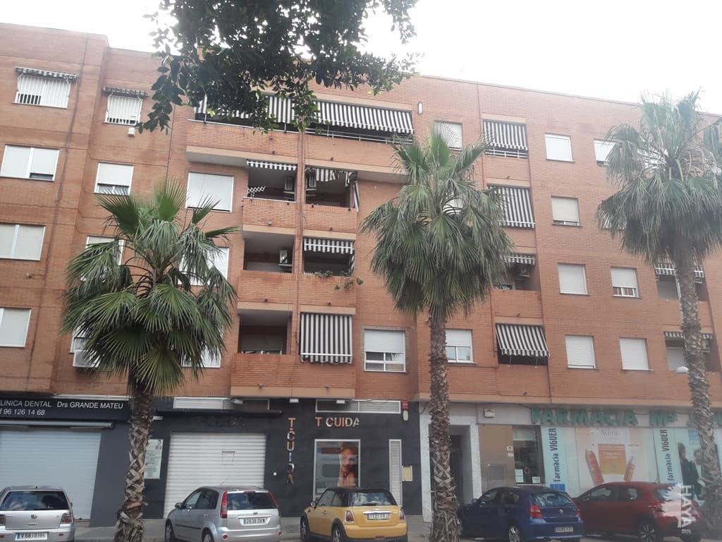 Piso en venta en Catarroja, Valencia, Avenida Rambleta, 108.250 €, 4 habitaciones, 2 baños, 115 m2