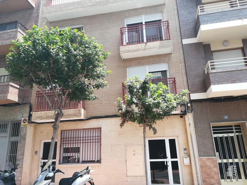 Piso en venta en San Vicente del Raspeig/sant Vicent del Raspeig, Alicante, Calle Calderón de la Barca, 90.340 €, 3 habitaciones, 2 baños, 90 m2