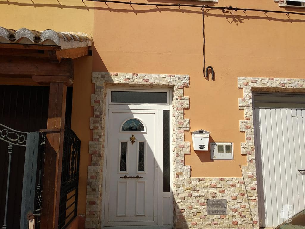 Casa en venta en Motilleja, Albacete, Calle Mediodia, 82.950 €, 4 habitaciones, 2 baños, 184 m2