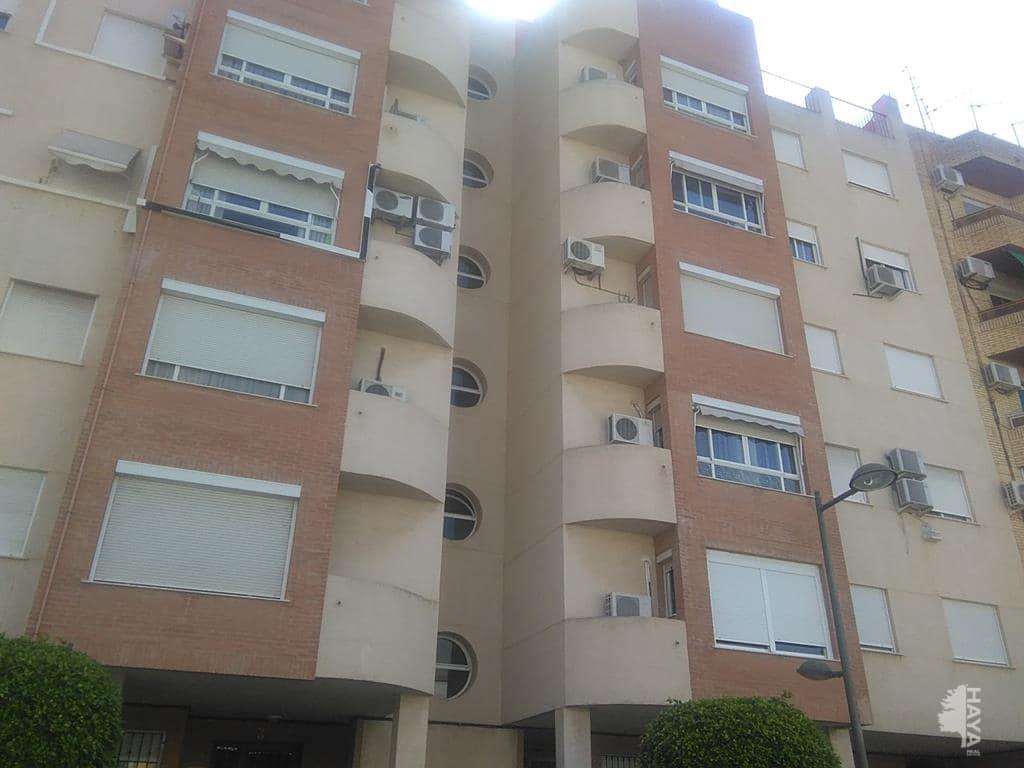 Piso en venta en Alaquàs, Valencia, Calle El Cid, 101.131 €, 3 habitaciones, 2 baños, 111 m2