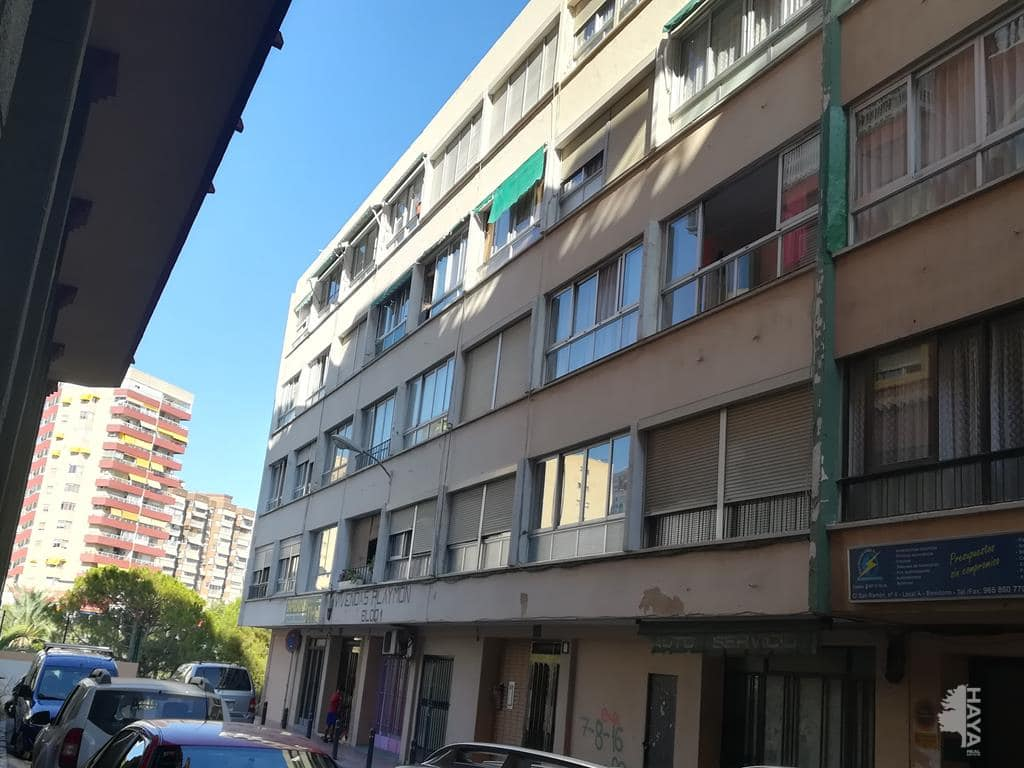 Piso en venta en Benidorm, Alicante, Calle San Ramon, 58.050 €, 3 habitaciones, 1 baño, 86 m2