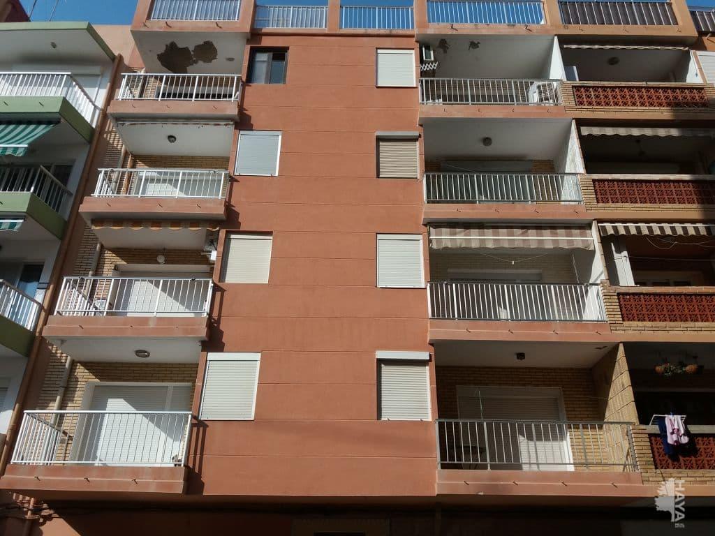 Piso en venta en Sueca, Valencia, Calle Doctor Brugada, 74.836 €, 2 habitaciones, 1 baño, 77 m2