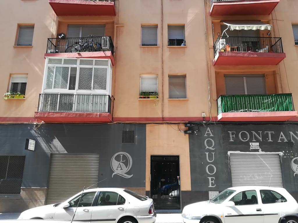 Piso en venta en Castellón de la Plana/castelló de la Plana, Castellón, Calle la Llosa, 63.180 €, 3 habitaciones, 1 baño, 81 m2